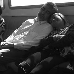 In Venice...In Love: Cannaregio Venice Veneto Italy (Kangaroobie...) Tags: venice light bw italy monochrome smile mono shadows together inlove contented veneto kangaroobie cannaregio robbierobinson invenice ricohgx200