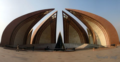 Pakistan Monument Islamabad (Tanwir Jogi) Tags: park travel pakistan monument nature beautiful architecture trekking trek arch arches adventure cannon traveling tours lahore treks islamabad naturelover jogi g9 beautifulpakistan trekkinginpakistan cannong9 tanwir travelinginpakistan thetrekkerz tourisminpakistan tanwirjogi
