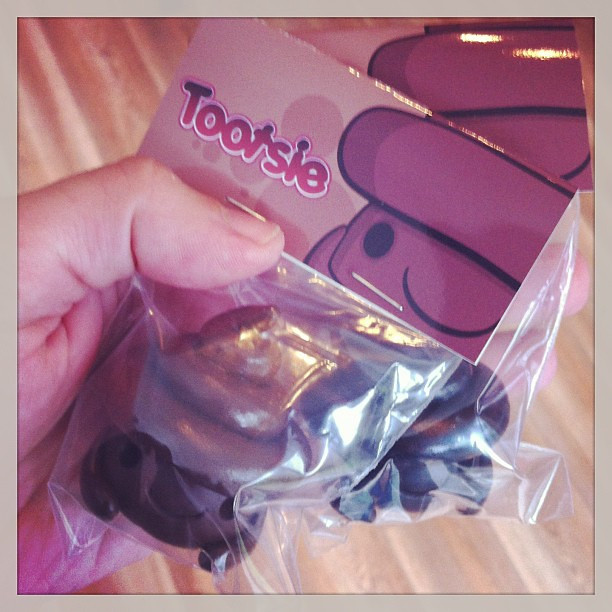 UME Toys - 療癒系大便 - Tootsie the turd