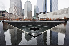 September 11 Memorial (ilConte) Tags: nyc newyorkcity usa newyork unitedstates manhattan worldtradecenter twintowers wtc september11th statiuniti torrigemelle 11settembre