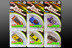 1-64_Fast_and_Furious_RC_Collection_Series_12 (Sigi D) Tags: eclipse fast evolution racing spyder collection toyota 164 dodge series acura lancer mitsubishi challenger mr2 champions nsx furious diecast 2fast2furious moviecar ertl fastfurious sigid