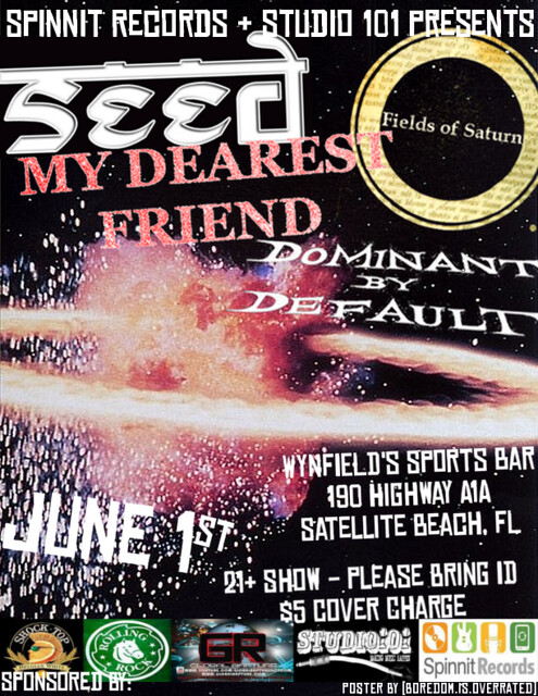 Seed flyer