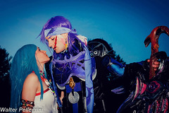 Napoli Comicon 2013 (Walter Pellegrini) Tags: mostra portrait italy anime costume nikon comic italia cosplay sunday manga saturday videogames napoli naples fumetti cosplayer ritratti comicon domenica sabato oltremare 2013 d700