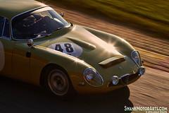 Alfa Romeo Giulia TZ (autoidiodyssey) Tags: cars race vintage belgium endurance alfaromeo spa tz giulia francorchamps spafrancorchamps nigelwilliams spa6h gordonmcculloch andrewnewall 2012spasixhours
