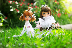 ❥ Gabriela & Manuela