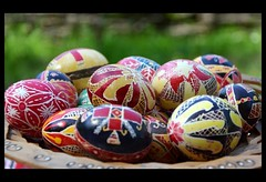 ORTHODOX EASTER 2013 (IoanBacivarov) Tags: beautiful wonderful easter spring religion romania eggs colourful tradition paintedeggs beautifulcomposition ioanbacivarovsphotostream ioancbacivarov
