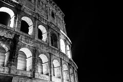 Pezzo di Storia (ilarifoto) Tags: roma 1750 notturna notte colosseo tamron1750
