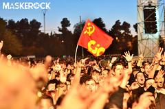 Soziedad Alkoholika # Viña Rock 2013