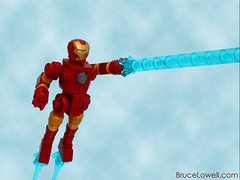 The Invincible Iron Man (bruceywan) Tags: man comics iron lego super ironman tony hero superhero playboy genius billionaire marvel stark photostream philanthropist moc ib3 ironbuilder brucelowellcom ibbl3