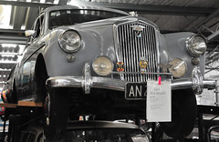 1955 Wolseley 4/44 (D70) Tags: new 1955 car museum bay zealand nz british te wolseley 444 hawkes awanga