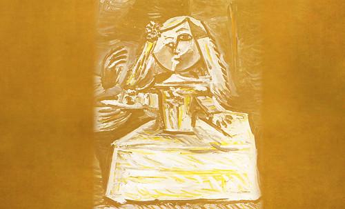 """Meninas, iconósfera de Diego Velazquez (1656), estudio de Francisco de Goya y Lucientes (1778), paráfrasis y versiones Pablo Picasso (1957). • <a style=""""font-size:0.8em;"""" href=""""http://www.flickr.com/photos/30735181@N00/8746864801/"""" target=""""_blank"""">View on Flickr</a>"""