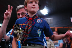 Award time (radargeek) Tags: cubscouts bsa kidcam