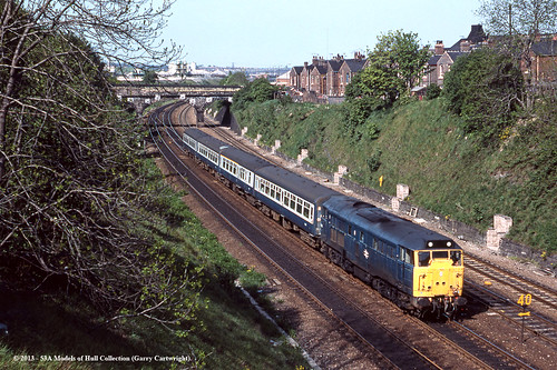24/05/1984 - Masboro' Station North Junction, Rotherham.