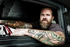 true fella (niki s.) Tags: colour true tattoo austria working diner andreas piercing class graz nikolaus niki andi fellas reisinger gleisdorf schreinlechner