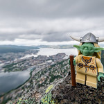 Yoda Eriksson above Bergen thumbnail