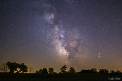 Milky Way (lizfoto27) Tags: sky outdoor outdoors milkyway messier night starrynight stars canon canonphotography hungary tejt szkesfehrvr astronomy universe space cosmos landscape mars antares saturn