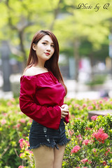 (SU QING YUAN) Tags: 135za sonnart18135 zeiss sony a99 alpha model pretty beauty beautiful girl young portait female