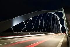 IMG_0031 Frankfurt@Night (Brigitte Wagner) Tags: frankfurtammain frankfurt nightshot nightscene night river rivermain skyline