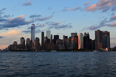 NYC_NYHRC_cruise_47 (chiang_benjamin) Tags: nyc cruise river boat yacht sunset newyorkcity ny newyork downtown manhattan skyline skyscrapers