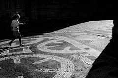 Playing in the Sun (Jan Jespersen) Tags: amalienborg denmark kbenhavn platea plateastreetphotocollective bw blackandwhite city citylife copenhagen street streetphoto streetphotography urban urbanlife urbanscene urbanscenes