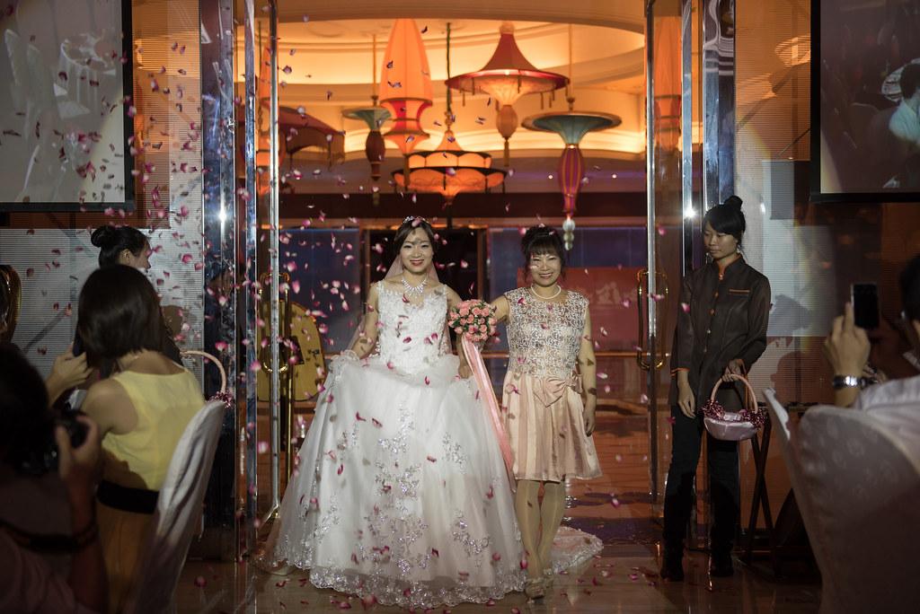 中僑花園飯店婚禮記錄雅琇與紋瑞-93