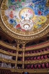 Palais Garnier (alyssa.becker) Tags: europe paris france architecture ballet opera operahouse chagall ceiling palaisgarnier