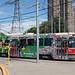 TTC streetcar 4036