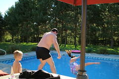 August 31, 2016 (365 Gay #127) (gaymay) Tags: minnesota vacation gay swimmingpool pool water family travel fun