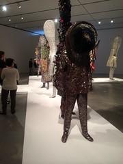 Nick Cave suit (Sheila Ellenbogen) Tags: sheila ellenbogen nick cave soundsuit art ica