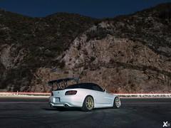 (xtoofur) Tags: longexposure lights night automotive cars s2k s2000 honda