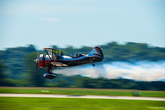 Another One (Fly Sandman) Tags: kylefranklin franklinsflyingcircus dracula demon1 n669vp biplane aerobatic soundofspeed airshow stjoseph smokeon
