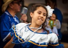 La Danza folclrica (Repp1) Tags: bc canada fustionfestival surrey younggirl jeunefille dancer danseuse folkdance dansetraditionnelle spanish espaole espanol