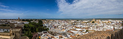 SANLCAR DE BARRAMEDA, CDIZ (SPAIN) (bacasr) Tags: mar houses sanlucardebarrameda edificios buildings panorama clouds nubes sea panormica traveling spain andaluca cities viajando pueblos ciudades casas villages cielo cdiz espaa sky