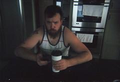 (Amanda.Stockwell) Tags: disposable film disposablecamera michigan vacation pouty
