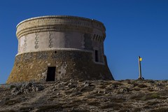Torre de Fornells, Menorca (Adri Pez) Tags: torre de fornells tower building edificio historical histrico menorca island isla illa islands illes islas baleares balearic balears spain espaa europe europa sky cielo