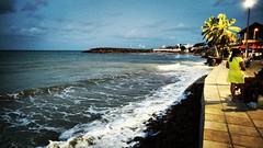 Enseada de Touros no entardecer. #praiasdorn #litoralnorte #instabeach #beach #sea #nice #tops #nature #instasea #instapic #blue