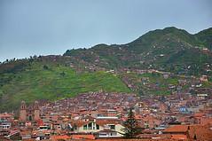 Cuzco (sfPhotocraft) Tags: southamerica cuzco rooftops cusco hills 2013