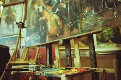 В-мастерской (Towy-Yowy) Tags: kodak portra