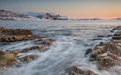 Why I love Norway (The Nature Guy) Tags: sea mountain snow seascape nature water berg norway landscape island coast norge nikon meer waterfront dusk fjell kste giske mreogromsdal norwegan gody leefilter ndgradfilter mreandromsdal d7000 nikkor1024f3545gdxed