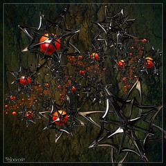 elemental (bloorose-thanks 4 all the faves!!) Tags: abstract art digital 3d render fractal incendia