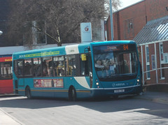 Arriva North West - CX56 CDZ (2609) (michaelmills.1996's Transport Photos) Tags: west north cdz arriva 2609 cx56