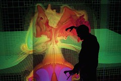 """Cave"" simulation by Los Alamos National Laboratory, on Flickr"