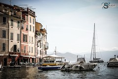 Portofino in the morning (Chiara Salvadori) Tags: travel sea italy sun holiday nature colors coast mare ship weekend liguria trail vip camogli portofino mediterraneansea sanfruttuoso fuoriporta chiarasalvadori