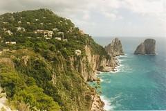 The Isle of Capri. (RiserDog) Tags: italy island capri