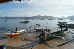 Pelabuhan Gerupuk 1 (bnjroos) Tags: beach indonesia sand lombok pantai kuta pasir putih tanjungaan gerupuk