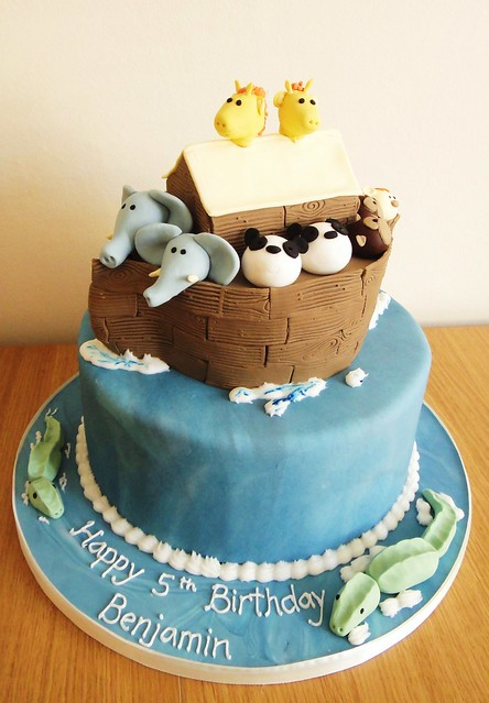 View Children's Cakes →