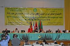 Mediterranean states mull joint Sahel strategy | البلدان المتوسطية تدرس إستراتيجية مشتركة للساحل | Les Etats méditerranéens réfléchissent à une stratégie conjointe au Sahel