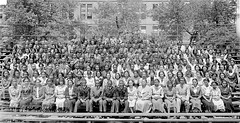 Armstrong High School's Class of 1937, Washington, DC (vieilles_annonces) Tags: washingtondc thirties 1930s 30s 1937 classof1937 armstronghighschool blackwashingtonians scurlockphotographyofwashington