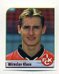 Klose blev rekordskytt