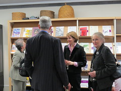 Flora Londinensis exhibition launch (Guildhall Library) Tags: exhibitions floralart photographyexhibition worshipfulcompanyofgardeners guildhalllibrary rebeccalouiselaw